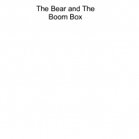 The Bear and The Boom Box
