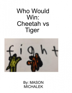 Cheetah vs.Tiger