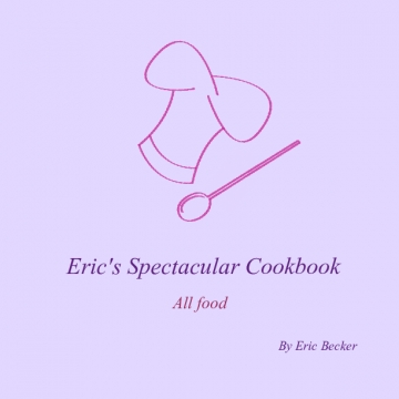 Eric Cookbook