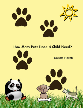 How Many Pets Does A Child Need?