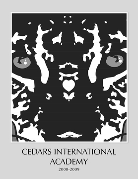 Cedars International Academy 2008-09 Yearbook