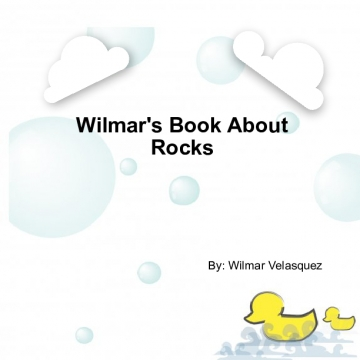 Wilmar's Book About Rocks