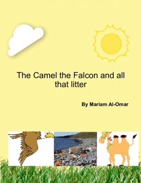 The Camel the Falcon and all that litter.
