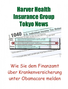Harver Health Insurance Group Tokyo News: Krankenversicherung unter Obamacare