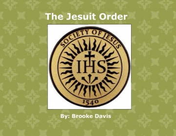 The Jesuits Order