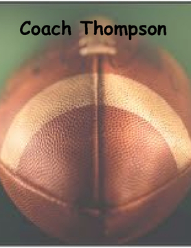 Coach Thompson
