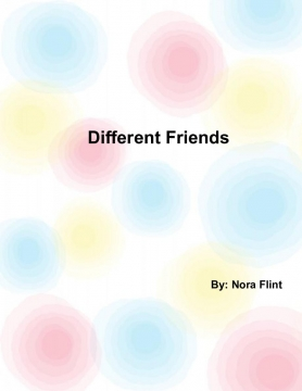 Different Friends