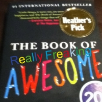 The Book of Really Freaking Awesome