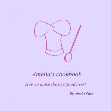 Amelia's cookbook