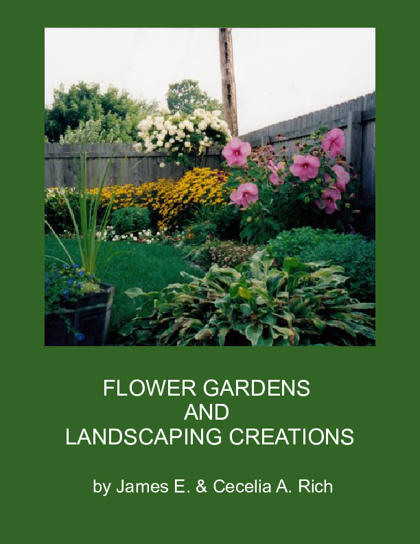 Flower gardens and landscaping creations yard beauty for Creation gardens