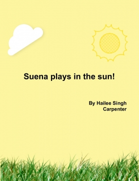 Suena plays in the sun