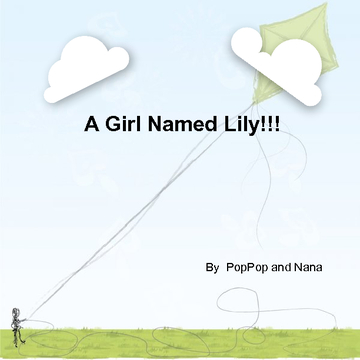 A Girl Named Lily!