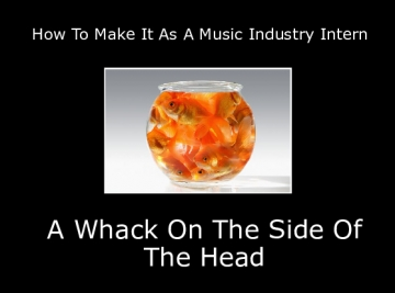 A Whack on The Side of The Head: