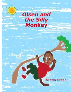 Olsen and the Silly Monkey
