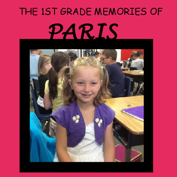 Paris in 1st Grade