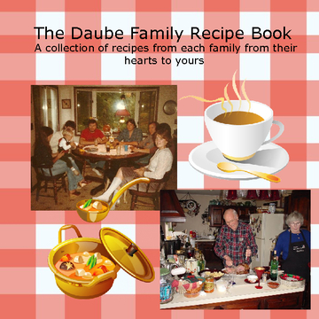 Dauble Family Recipe Book