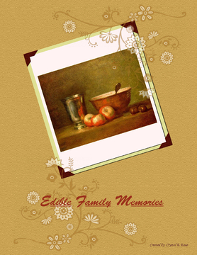 Edible Family Memories