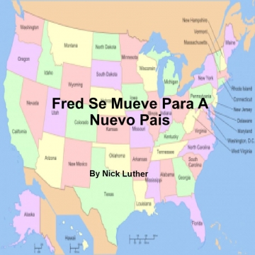 Fred Moves To A New Country