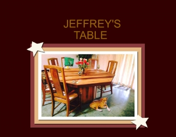 Jeffrey's Table