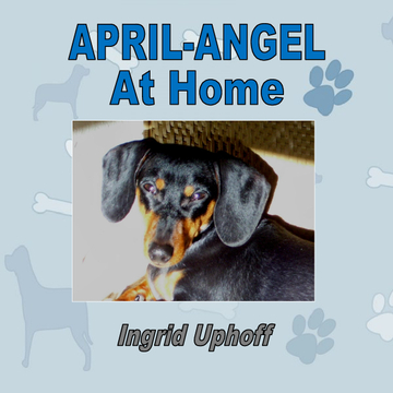 April-Angel at Home