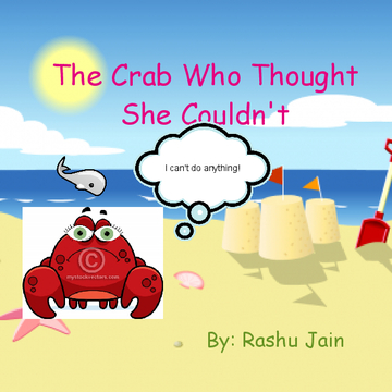 The Crab Who Thought She Couldn't
