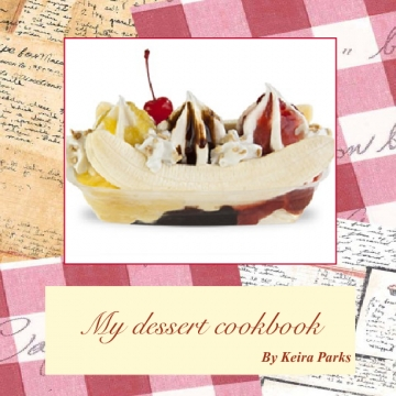 My little cookbook
