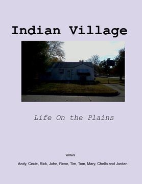 Indian Village, Life On the Plains