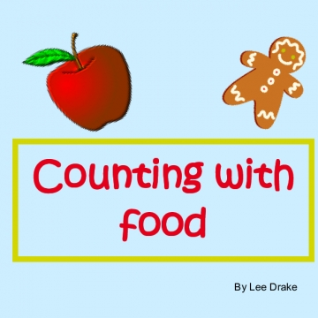Number counting with food