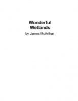 Wonderful Wetlands