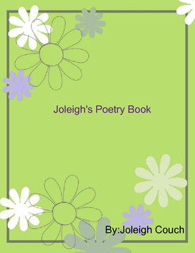 Joleigh's Poetry Book