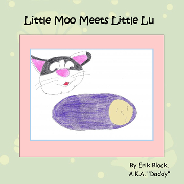 Little Moo Meets Little Lu