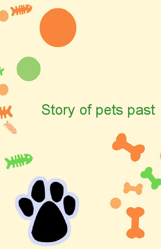 storys of pets past
