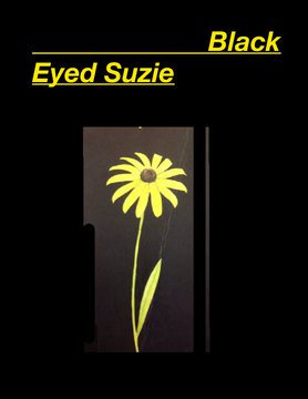 Black eyed Suzie
