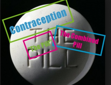 PDHPE contraception pamphlet