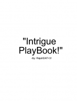 Intrigue PlayBook