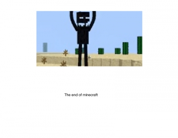 End of Minecraft