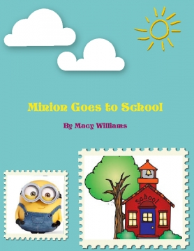 Minion Goes to School
