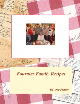 Fournier Family Recipes