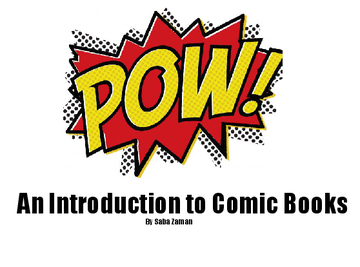 An Introduction to Comic Books