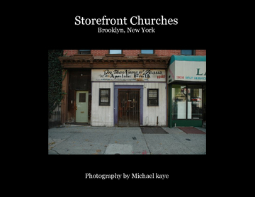 The Storefront Churches