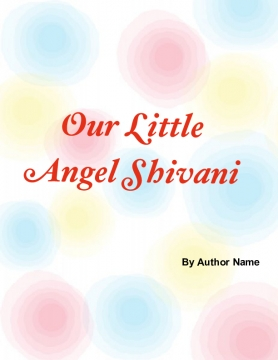 Our little Angel Shivani