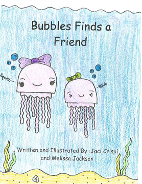 Bubbles Finds a Friend