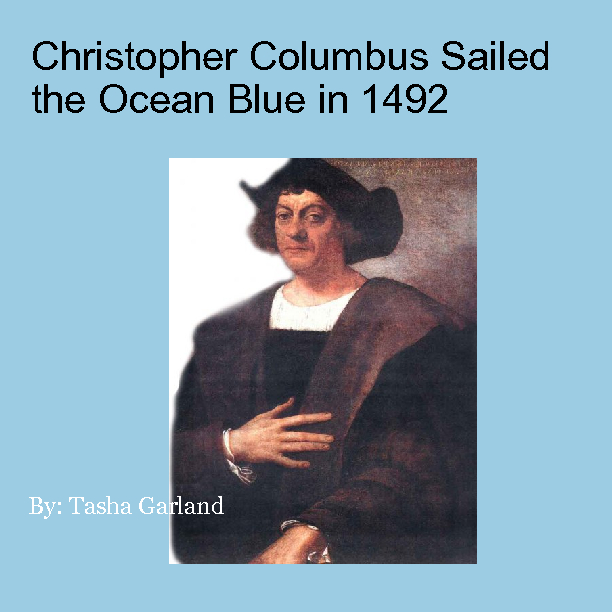 an analysis of 1492 when columbus sailed the ocean blue In fourteen hundred ninety-two, columbus sailed the ocean blue,  in 1492,  columbus sailed the blue with ants in his pants and smelt in his  there's a  song from pinky and the brain called a meticulous analysis of history.