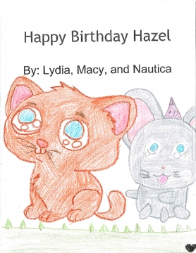 Happy Birthday Hazel