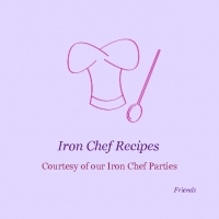 Iron Chef Cook Book