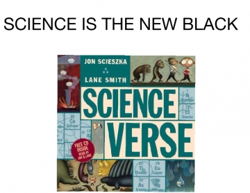 Science is the new black