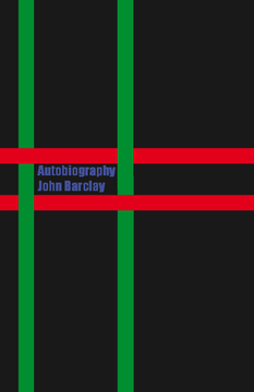 Autobiography of John Barclay