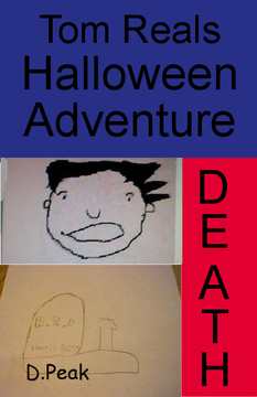 Tom Reals Halloween adventure