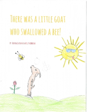 There Was a Little Goat Who Swallowed a Bee