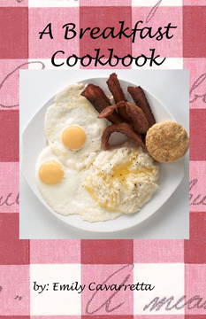 A Breakfast Cookbook